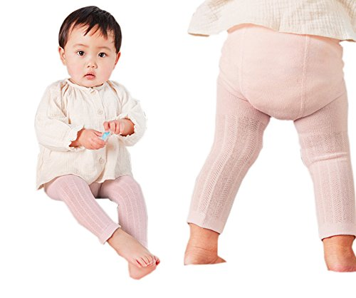 TAIYCYXGAN Baby Toddler Boys Girls Winter Warm Fleece Pants Heart Knee Patch Leggings